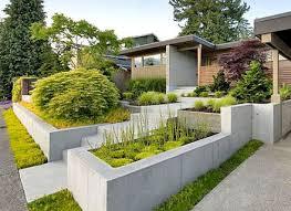 mid century modern landscape design ideas images pool garden