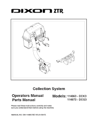 dust collector users guides