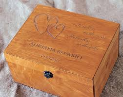 Keepsake Box Personalized Custom Memory Box Etsy