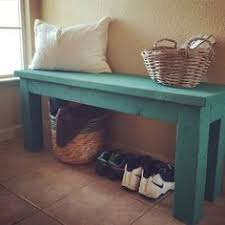 Diy Upholstered X Bench Using 2 X 4 Boards With Plans Entryway