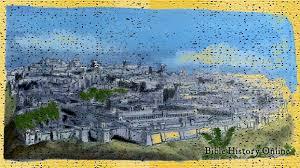 bible history online jerusalem at the time of jesus