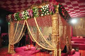 wedding ideas indian wedding bedroom decoration the glamorous