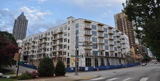 1 Bedroom Apartments In Atlanta Under 500 Progress Check Centennial Park Apartments Still Months Away From