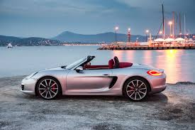 purple porsche boxster porsche boxster 718 2017 vs boxster 981 2012 what u0027s new