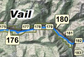 Vail Map Breaking Winter Storm Warning Issued For Vail Other Areas In