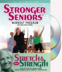 Armchair Aerobics For Elderly Senior Citizen Dance And Exercise Videos Dvds And Books