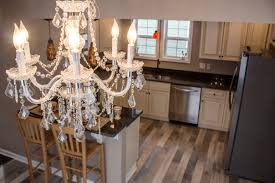 Coastal Laminate Flooring Coastal House Flip With Gorgeous Relcaimed Laminate Floors