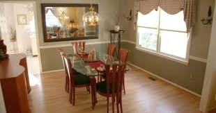 Two Tone Dining Room Paint Two Toned Painting Ideas Paint Ideas For Dining Rooms Paint Color