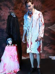 Doctor Halloween Costume Halloween Costume Scary Doctor Men U0027s White Coat Halloween