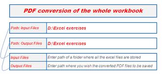 excel macro convert multiple excel files to pdf