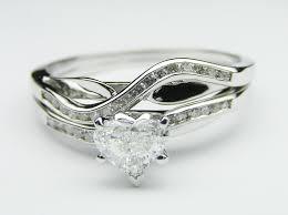 Home Design Diamonds Heart Shaped Wedding Band Prong Set Heart Shaped Diamond Wedding