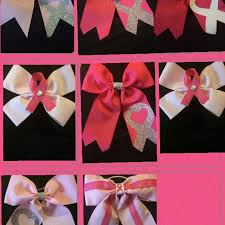 hair bows for sale best breast cancer cheer bows hair bows 5 each meet at dawes rd