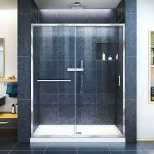 Mirage Shower Doors Dreamline Shower Door Encore X Inch Bypass Sliding Shower Door