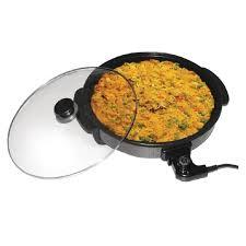 poele electrique cuisine poêle électrique multi usages diamètre 400mm profondeur 40mm ou 90mm