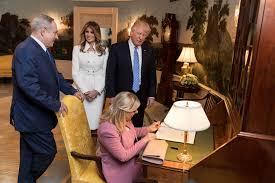 the photography of trump u0027s presidency is a huge break from obama u0027s