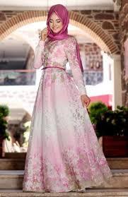 gaun muslim 35 inspirasi model gaun pesta muslim modern 2017 infosicantik