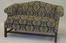 Chippendale Loveseat Traditional Furniture Collection Dunroven House