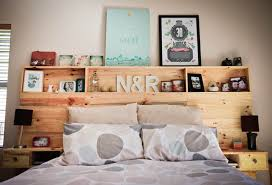 Faux Headboard Ideas by 21 Diy Headboards To Fall In Bed For