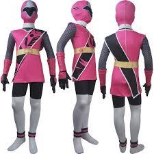 ninja spirit halloween girls halloween costumes 2017 pink power ranger costume mighty