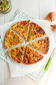 cuisine sans lait tarte à l oignon sans lait aime mange suppers