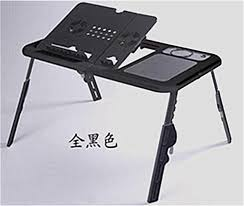 Laptop Cooling Desk Multifunctional Laptop Table Convenient To Carry Laptop Cooling