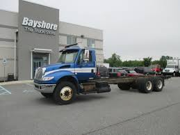 2007 international 4000 series 4400 cab chassis truck for sale 1107