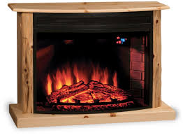 Amish Electric Fireplace Amish Made Fireplace Made In Indiana Order At Http