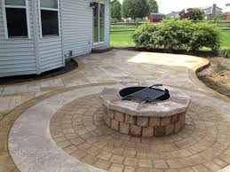 Stamped Concrete Patio Prices by Patio Ideas Backyard Concrete Patio Cost Backyard Concrete Patio
