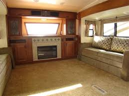 5th wheel front living room redwood front living room rustic living room