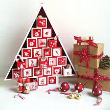 christmas tree advent calendar christmas lights decoration