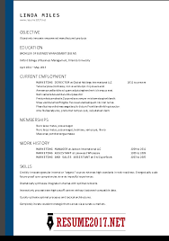 current resume templates free resume templates 2017