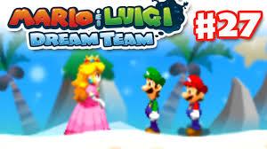 mario u0026 luigi dream team gameplay walkthrough 27