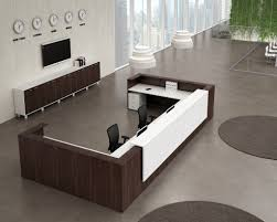 reception desks contemporary and modern office furniture the