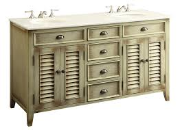 Cottage Bathroom Vanity Cabinets by 60
