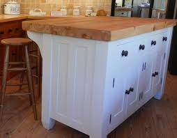 Free Standing Islands For Kitchens Solid Wood Islands Breakfast Bars From Willies Country