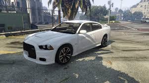 gta 5 dodge charger gta v car mods 2008 dodge charger srt8 replaces franklin s buffalo