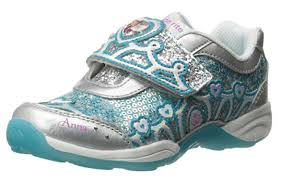 disney store frozen elsa light up shoes amazon stride rite disney frozen light up sneaker little