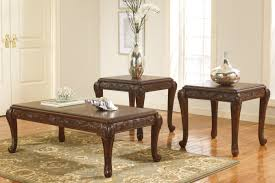 3 piece living room table sets buy ashley furniture t593 13 san martin 3 piece coffee table set