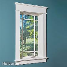 Cost To Replace Interior Doors And Trim Installing Window Trim The Easy Way Mdf Trim Molding Family