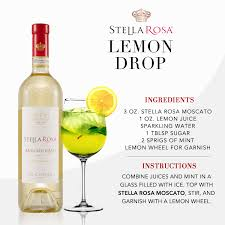 lemon drop martini mix homepage stella rosa lemon drops and lemon