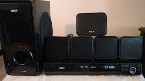 rca home theater system rca dvd player 5 1 channel hdmi home theater system rtd325w