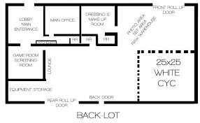floor plan tiger lab