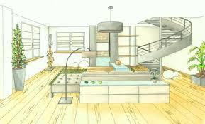 dessiner une chambre en perspective chambre moderne en perspective 100 images l 39 oeil de co