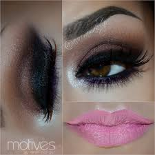 eye makeup for black dress face makeup ideas