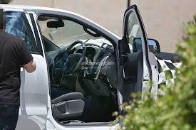 2015 Ford Ranger Interior Spied Autoevolution