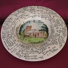 guest plate 17 best signature plates signing plates for weddings images on