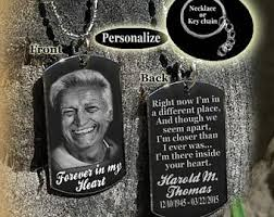 in loving memory dog tags in loving memory dog etsy
