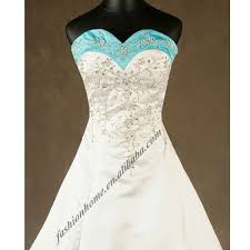 Wedding Dresses Light Blue Baby Blue And White Wedding Dresses Pictures Ideas Guide To