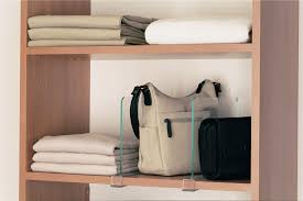modern design closet shelf dividers home decorations creative
