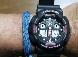 Jam Tangan G Shock Pertama review casio g shock ga 100 1a4 perpaduan warna yang sempurna